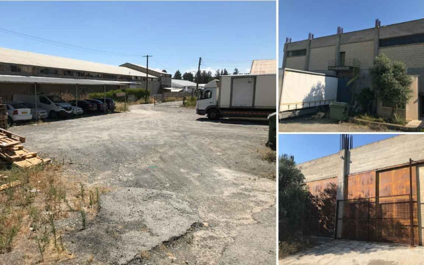 Warehouse Complex for Sale