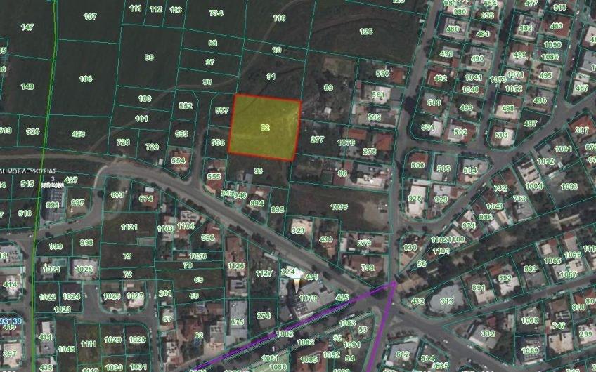 Οικιστικό Χωράφι/Residential Field